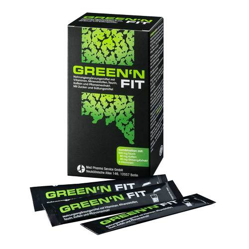 Green`n Fit Trinkgranulat - 1