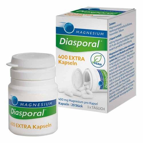 Magnesium Diasporal 400 Extra Kapseln - 1