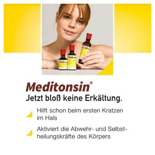 Meditonsin Tropfen bei Erkältung - 2