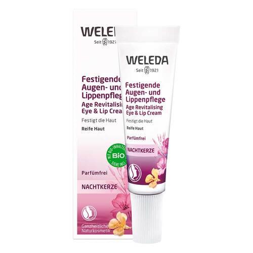 Weleda Nachtkerze festigende Augen-und Lippenpflege - 1