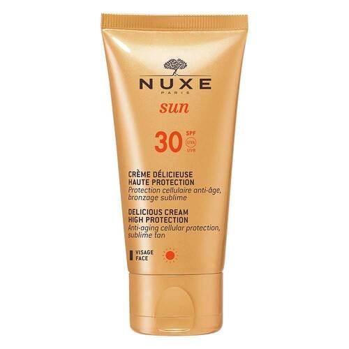Nuxe Sun Creme Visage LSF 30 - 1