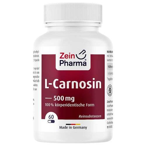 L-Carnosin 500 mg Kapseln - 1
