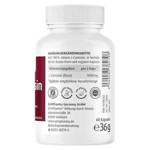 L-Carnosin 500 mg Kapseln - 3