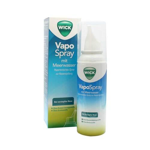 WICK Vapospray zur Nasenspülung Hypertonic - 1