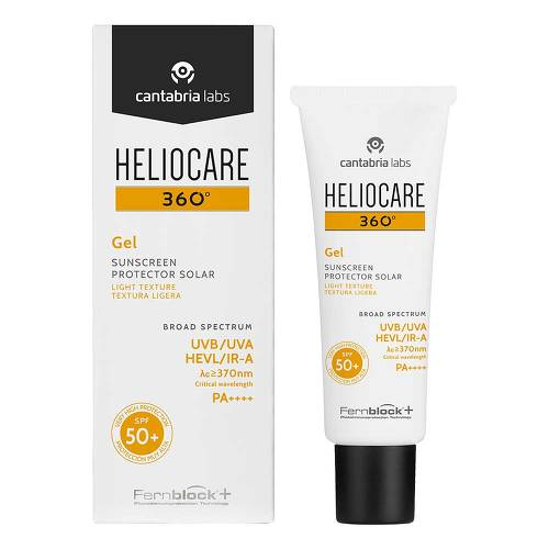 Heliocare 360° Gel SPF 50 +  - 1