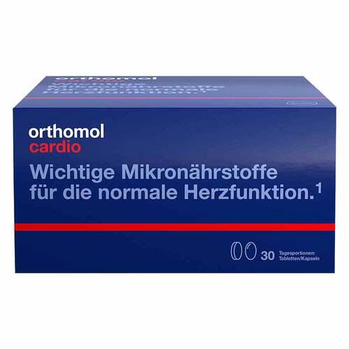Orthomol Cardio Tabletten / Kapseln - 1