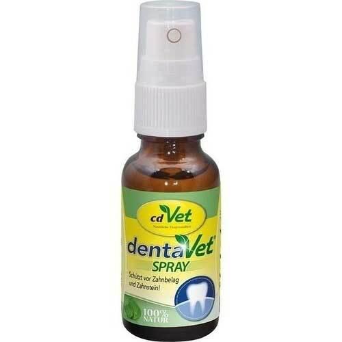 Dentavet Spray vet. (für Tiere) - 1