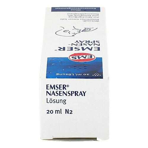 Emser Nasenspray - 4
