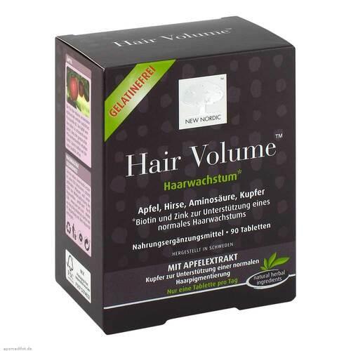 Hair Volume Tabletten - 1