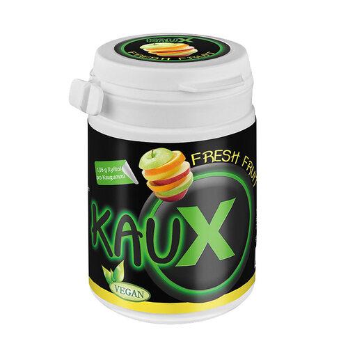 Kaux Zahnpflegekaugummi Fresh Fruit mit Xylitol - 1