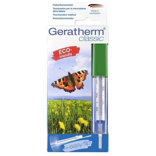 Geratherm classic mit easy flip in Efs Fieberthermometer - 1