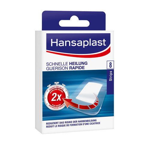 Hansaplast Schnelle Heilung Strips - 1