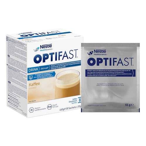 Optifast home Drink Kaffee Pulver - 4