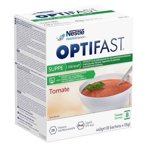 Optifast home Suppe Tomate Pulver - 1