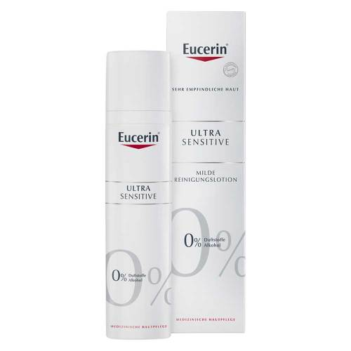 Eucerin UltraSensitive Reinigungslotion - 1