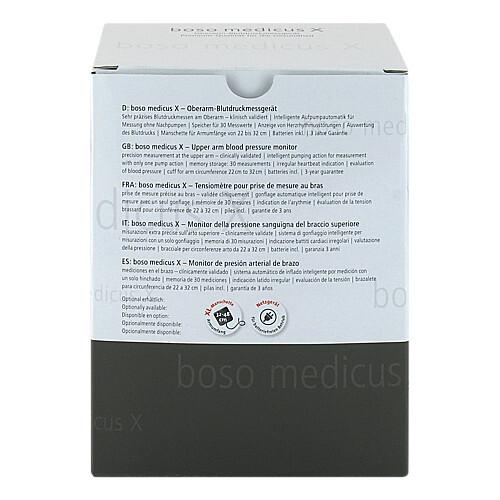 BOSO medicus X vollautomat. Blutdruckmessgerät - 3