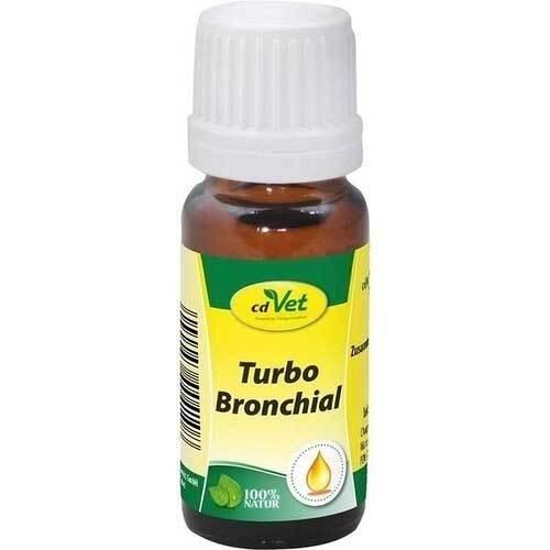 Turbobronchial ätherisches Öl vet. (für Tiere) - 1