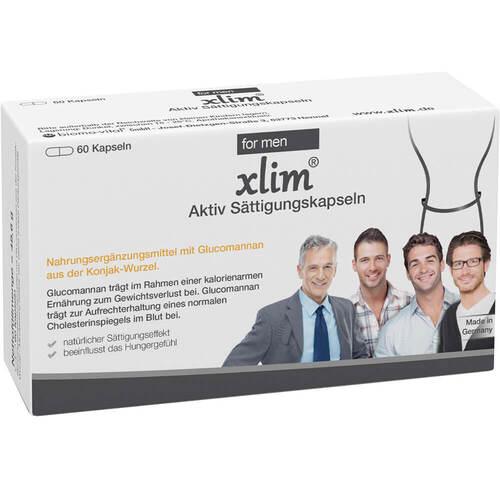 Xlim Aktiv Sättigungskapseln for men - 1