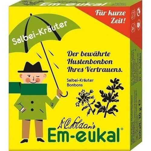 EM Eukal Retro-Edition Salbei Kräuter Bon.zuckerh. - 1