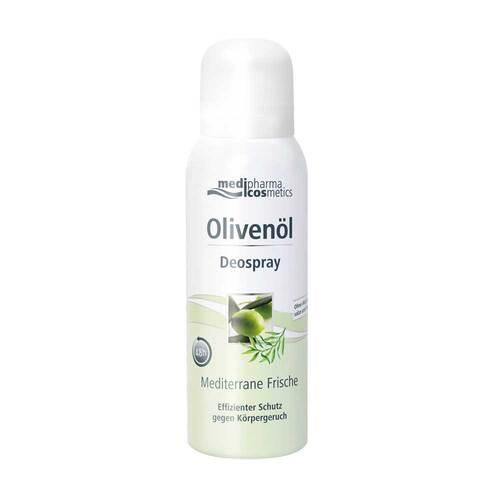 Olivenöl Deospray Mediterrane Frische - 1