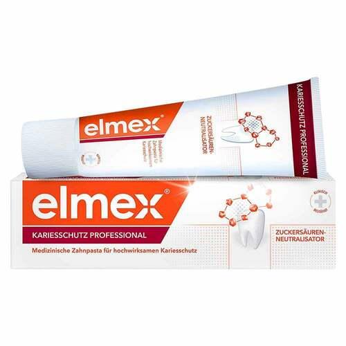 Elmex Kariesschutz Professional Zahnpasta - 1