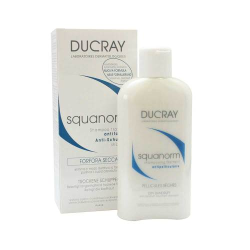 ducray squanorm trockene schuppen shampoo bei aponeo kaufen. Black Bedroom Furniture Sets. Home Design Ideas