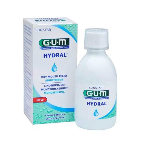 GUM Hydral Mundspülung - 1