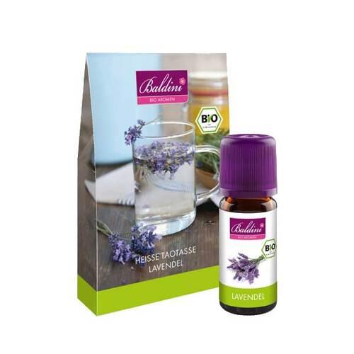 Heisse Taotasse Lavendel Set - 1