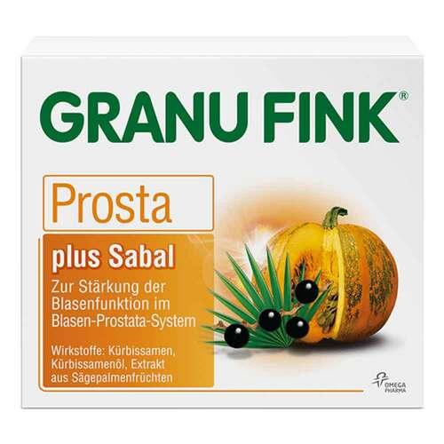 Granu Fink Prosta plus Sabal Hartkapseln - 1