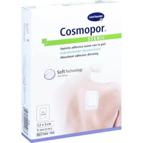 Cosmopor steril 5x7,2 cm - 1