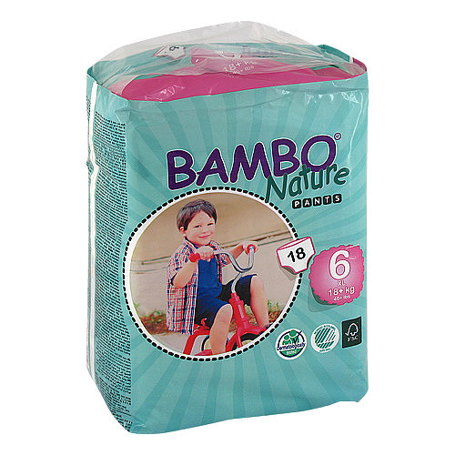 Bambo Nature Trainings Pants 18 + kg XL - 1