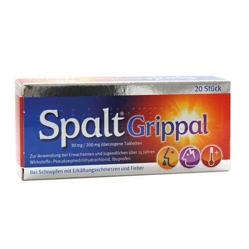 Spaltgrippal 30 mg / 200 mg überzogene Tabletten - 1