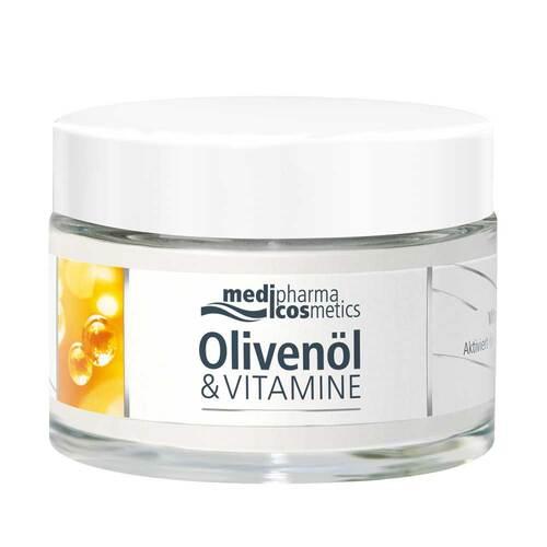 Olivenöl & Vitamine vitalisierende Aufbaupflege mit LSF 6 - 1