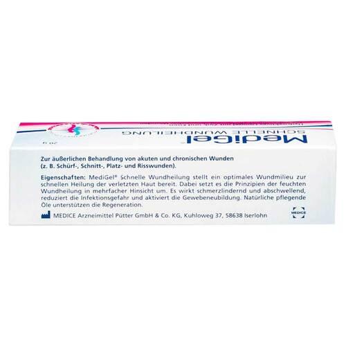 MediGel bei akuten und chronischen Wunden - 2