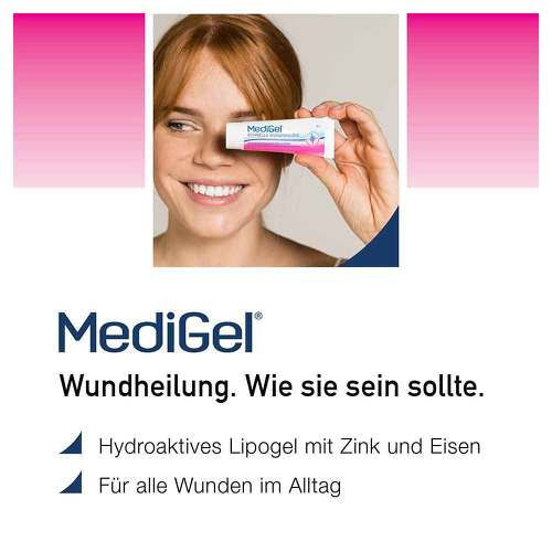 MediGel bei akuten und chronischen Wunden - 3