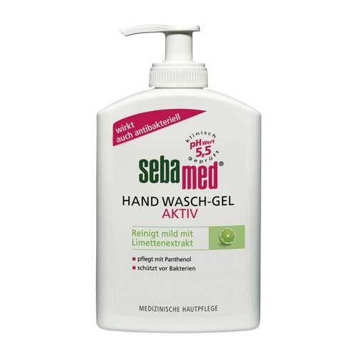 Sebamed Hand Wasch-Gel aktiv - 1