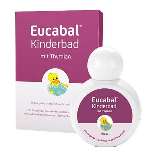 Eucabal Kinderbad mit Thymian - 1