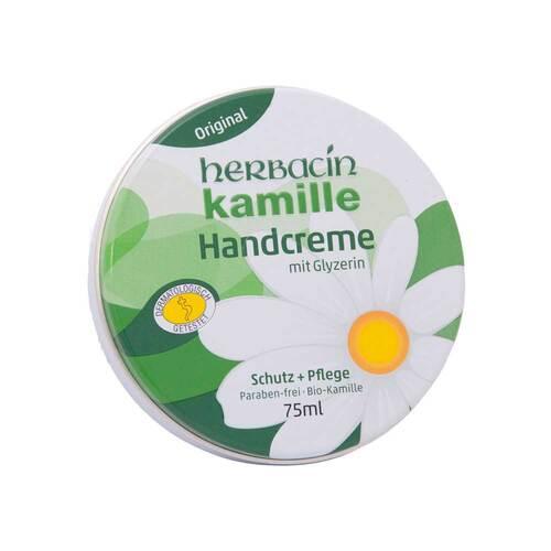 Herbacin kamille Handcreme Original Dose - 1