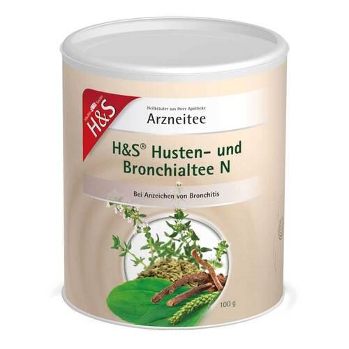 H&S Husten- und Bronchialtee N loser Tee - 1