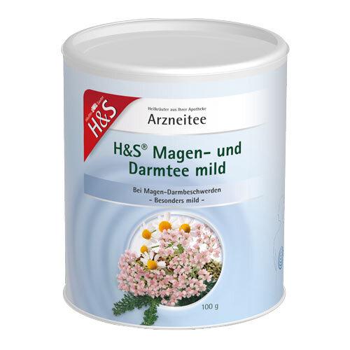 H&S Magen- und Darmtee mild loser Tee - 1