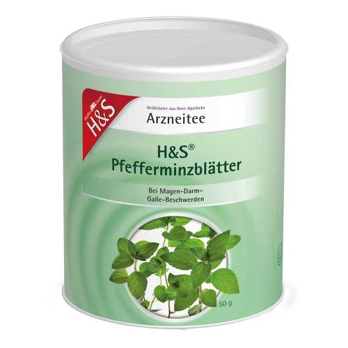 H&S Pfefferminzblätter loser Tee - 1