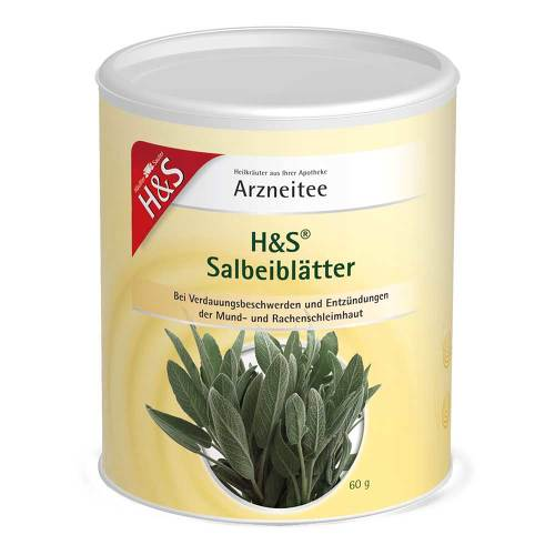 H&S Salbeiblätter loser Tee - 1