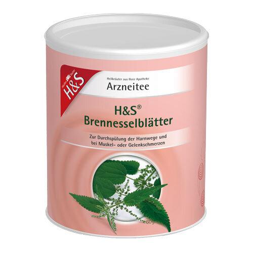H&S Brennesselblätter loser Tee - 1