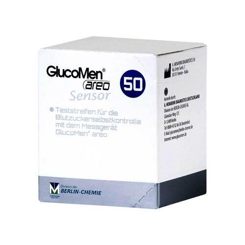 Glucomen areo Sensor Teststreifen - 1