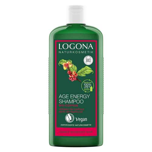 Logona Age Energy Shampoo Bio-Coffein - 1