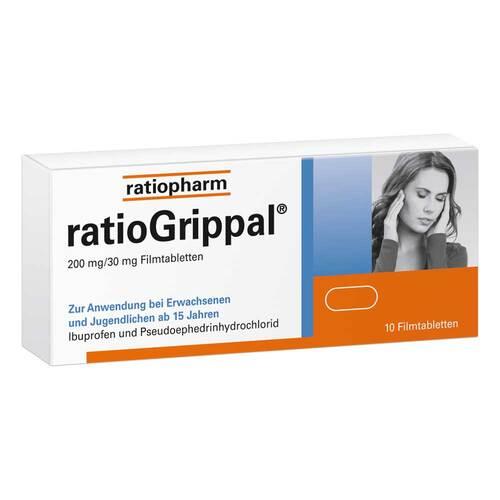 Ratiogrippal 200 mg / 30 mg Filmtabletten - 1