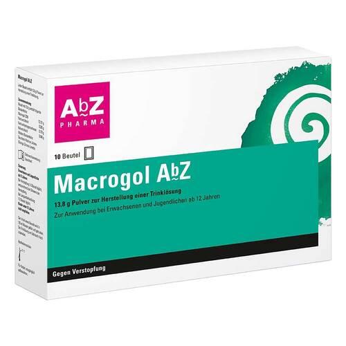 Macrogol AbZ Pulver zur Herstellung e.Lösung zum Einneh. - 1