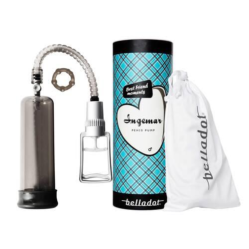 Belladot / Ingemar Penis Pumpe + Penisring - 1