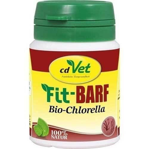 Fit-Barf Bio-Chlorella Pulver für Hunde und Katzen - 1