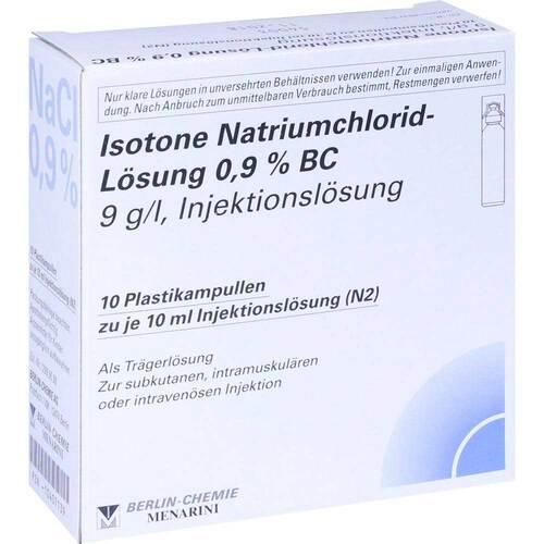 PZN 10407139 Injektionslösung, 10X10 ml
